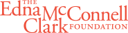 Logo for the Edna McConnell Clark Foundation
